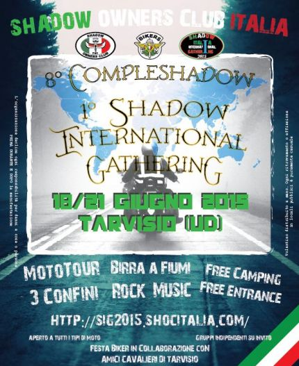 150618>>>>1° Shadow International Gathering - 8° Compleshadow - 18.06 - 21.06.2015