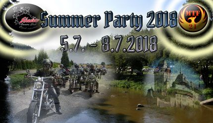 180705 >>>>Summer Party 2018 -- 05.07. - 08.07.2018